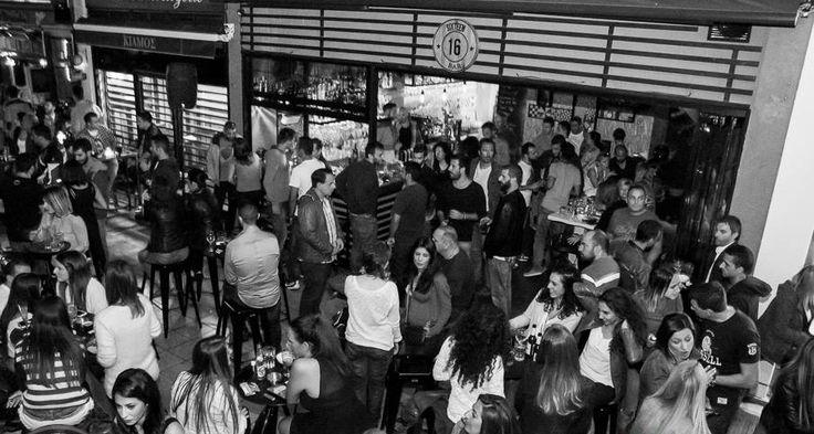 Exodos24 Sixteen Bar, το all day στέκι στο Χαλάνδρι - Exodos24