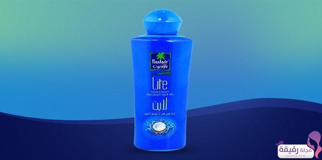 فوائد زيت باراشوت لايت للعناية بالشعر وطرق استخدامه وسعره Water Bottle Reusable Water Bottle Bottle