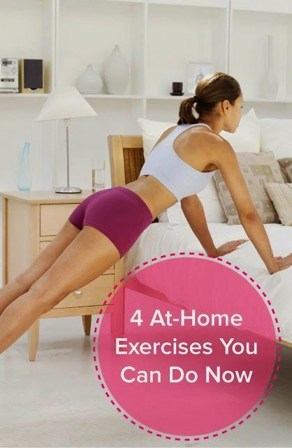 4 At-Home Exercises You Can Do Now. Yup They are useful