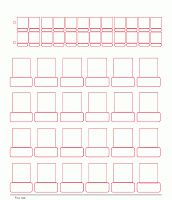 Guess Who Game Sheet Templates | MaeLyns Big Adventure