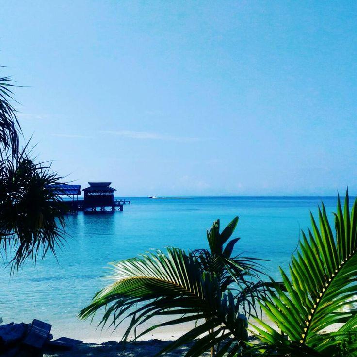 Pantai Mamatua Saleo Villa,.. Raja Ampat