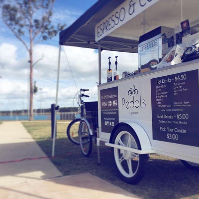 #happypeddling #pedalitforward #fundraiser #sportscarnival #windy #pedals #espresso