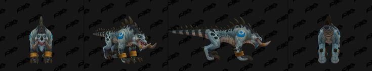 Zandalari Troll Druid Cat Form #worldofwarcraft #blizzard #Hearthstone #wow #Warcraft #BlizzardCS #gaming