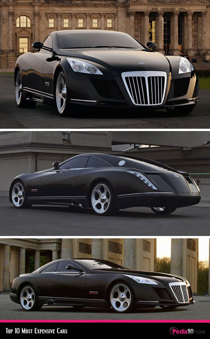Mercedes Benz Maybach Exelero Most Expensive Car In The World Top Ten Most Expensive Cars Pedia 10 In 2020 Expensive Cars Mercedes Benz Maybach Maybach Exelero