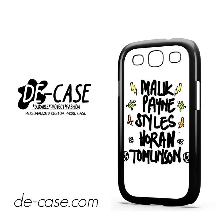 One Directin Names DEAL-8189 Samsung Phonecase Cover For Samsung Galaxy S3 / S3 Mini