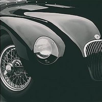 Jaguar C-Type #CarFlash