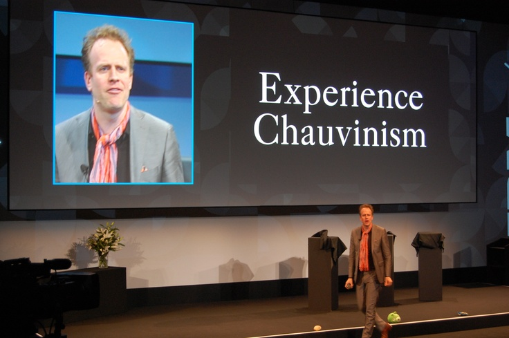 Experience Chauvinism