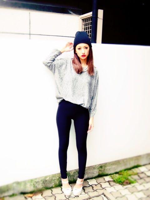 今日の私服はカジュアル♡の画像 | 松本恵奈オフィシャルブログ『EMODA STYLE』Powered b…
