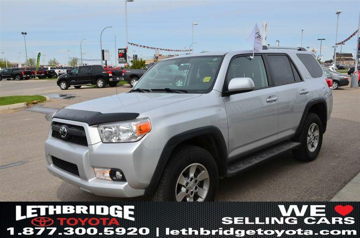 Used 2011 Toyota 4runner For Sale   Lethbridge AB