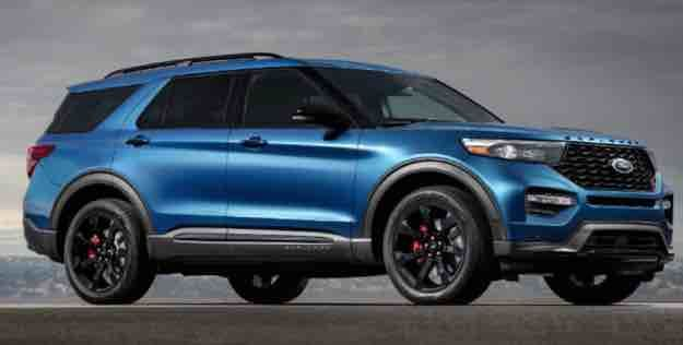 2021 Ford Explorer Release Date 2021 Ford Explorer Release Date Ford Has Recently Awakened The Automotive World Beyon Ford Explorer Ford Suv 2020 Ford Explorer