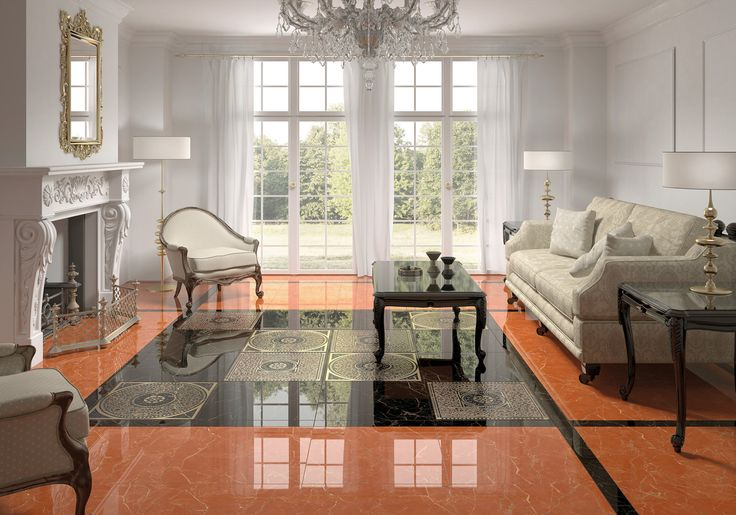 Designer tiles for contemporary styles