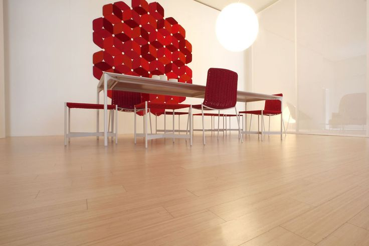 Il legno assume uno stile pienamente contemporaneo e variegato con Techno