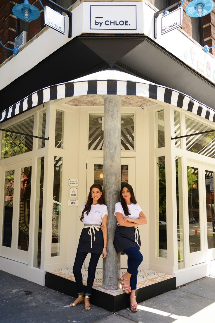 Meet The 28-Year-Old Founders Of By Chloe, NYC's Fastest-Growing Vegan Burger…