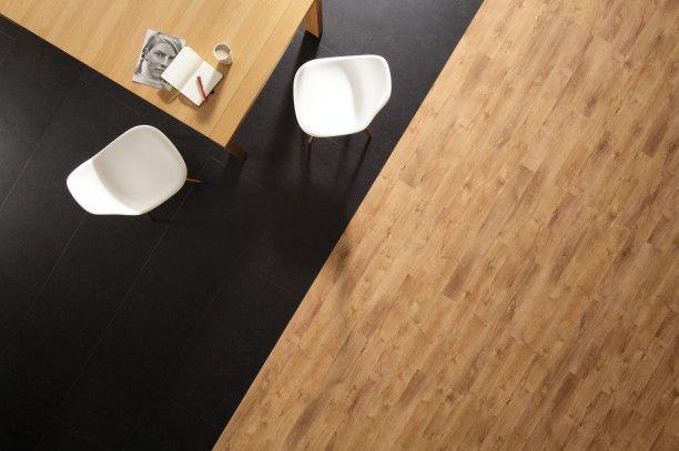 Podłogi panelowe, winylowe - Debolon