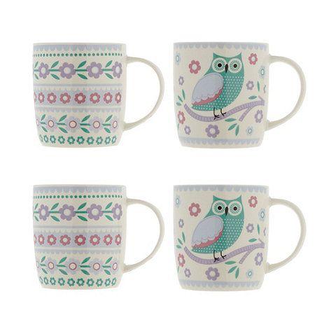 Sabichi Owl Mugs Owl Mug Mugs Owl Coffee