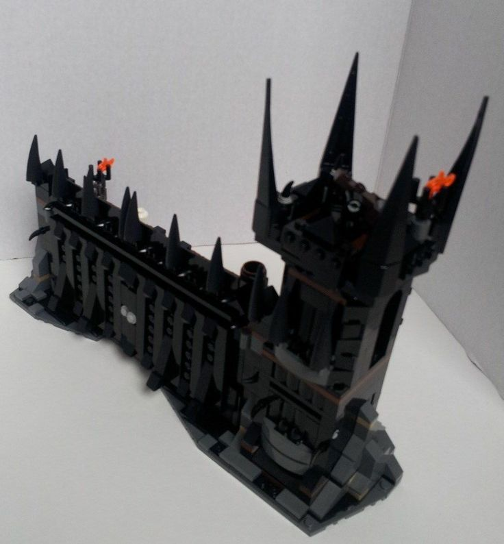 Lego Lord Of The Rings Black Gate Collectibles