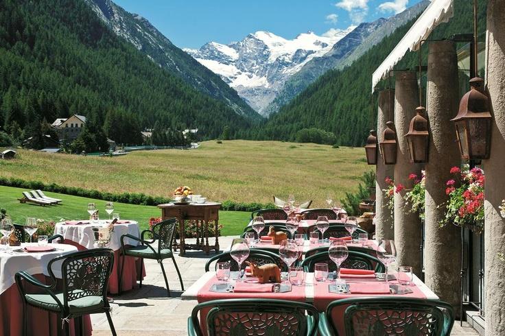 [Parco Nazionale #GranParadiso, vacanza in mezza pensione] --> Tranquillità e relax... questa è l'aria che si respira all' @Hotel Bellevue - #Cogne - http://www.allyoucanitaly.it/blog/Parco-Nazionale-Gran-Paradiso-vacanza-in-mezza-pensione