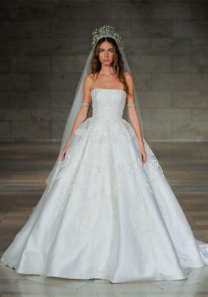 Plus Size Ballkleid Brautkleider Schone Brautkleid Stile Top Trends Fur Wedding Dress Magazine Ball Gown Wedding Dress Wedding Gowns Lace