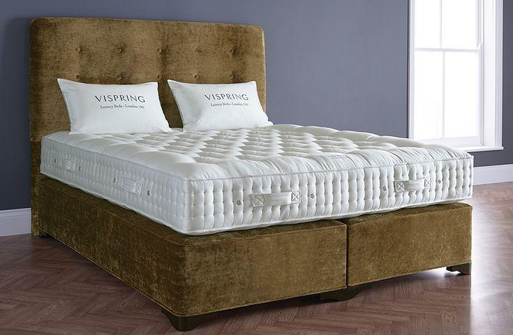 Shetland Superb - Vispring łóżko klasyczne