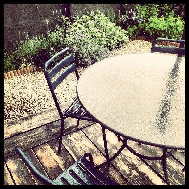 "@stilepersonale's photo: ""Pioggia  #garden#outdoor"""