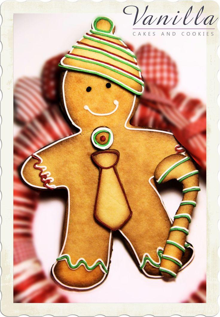 Giant Gingerbread Man - Dev Zencefil Adam Kurabiyemiz!