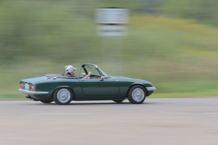 The Allure of the Lotus Elan