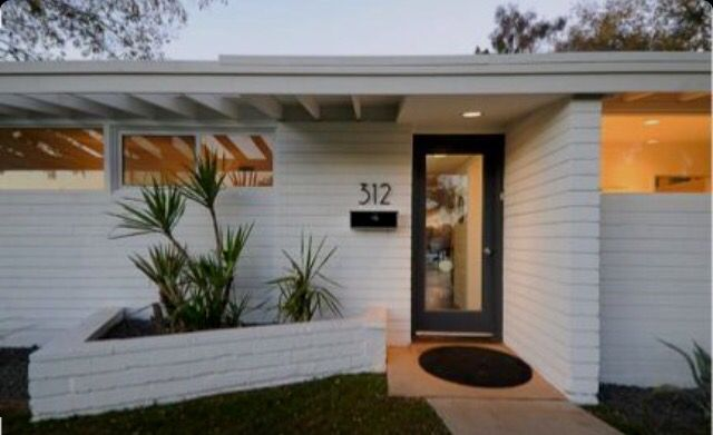 Thursday three hundred renovated midcentury ranch in midway hollow mid century atomic blast from the past pinterest midcentury ranch ranch and