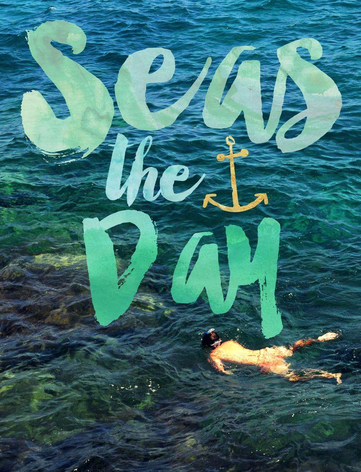 SEAS THE DAY // @seattlestravels