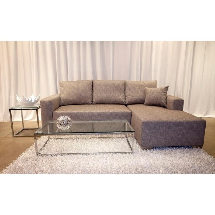 Decenni Custom Furniture 39 Romeo 39 Reaction Mineral Modern Compact Sectional Sofa By Decenni