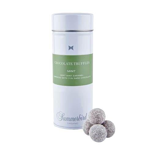 Summerbird - Mint chokoladetrøfler