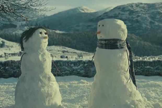 John Lewis Christmas Ad 2012