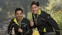 NKOTB member Jonathan Knight competes with boyfriend in 'Amazing Race' tonight