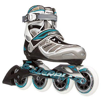 Rollerblade Tempest 90 C Womens Inline Skates 2015,