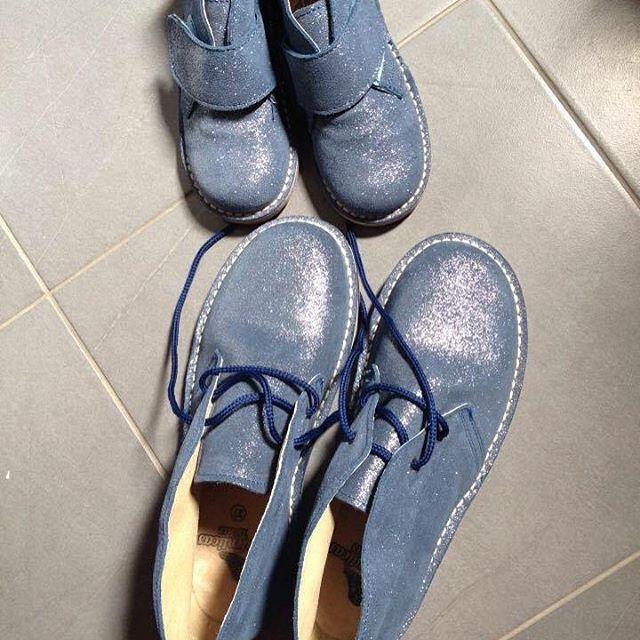 Patricia, de #quintadoanjo en #portugal nos envía esta foto de sus nuevas botas #pisacacas Boreal jeans. Y otras igualitas, con velcro, para su hija. Para que vaya igual que mamá  #autenticasbotas #Ботинки #stiefel #shoes #boots #botas #carapijos #