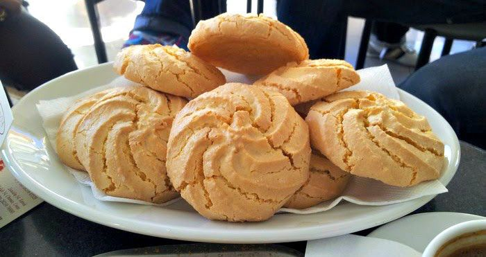 Cretan cookies on our Chania food tour in Crete! | Greece