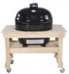 Primo Grills and Smokers: Patented Oval Shape. The unique oval design allows for greater flexibility and versatility.