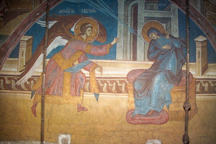 BLAGO   BLAGO : Decani : 19 Annunciation