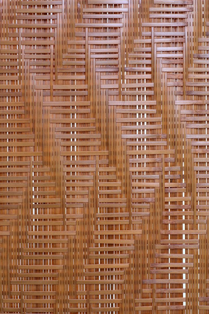 Bamboo Wall Candy Architecture | Wall Design