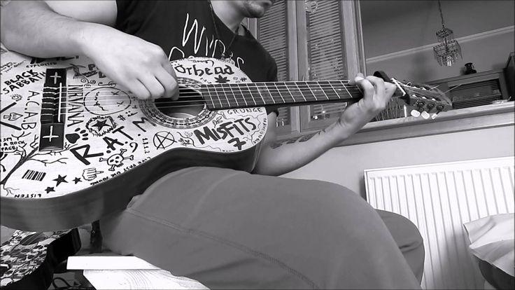 Get lucky (guitar cover ) daft punk