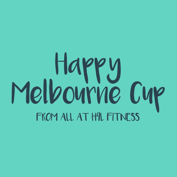Happy Melbourne Cup from H4L. #outdoorfitness #trainhailorshine #socialfitness #crossfit #bootcamp #befit #bemotivated #workout #exercise #fitnessinspiration #healthy4lifefitness #H4L