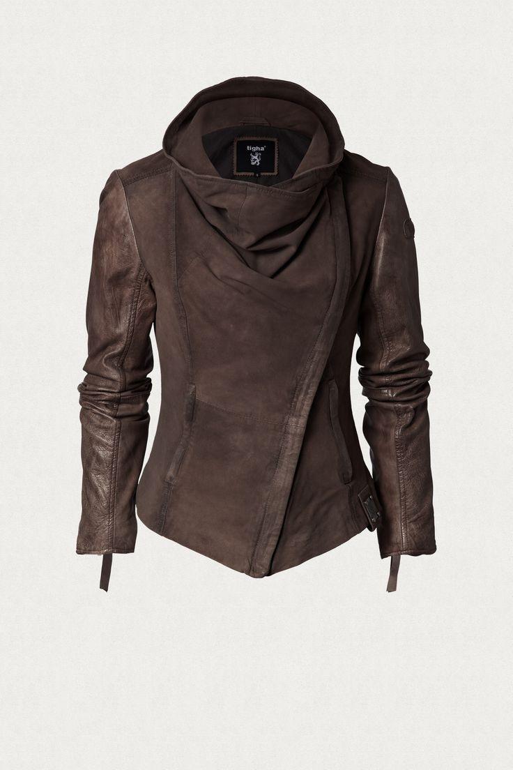 TIGHA Leather jacket