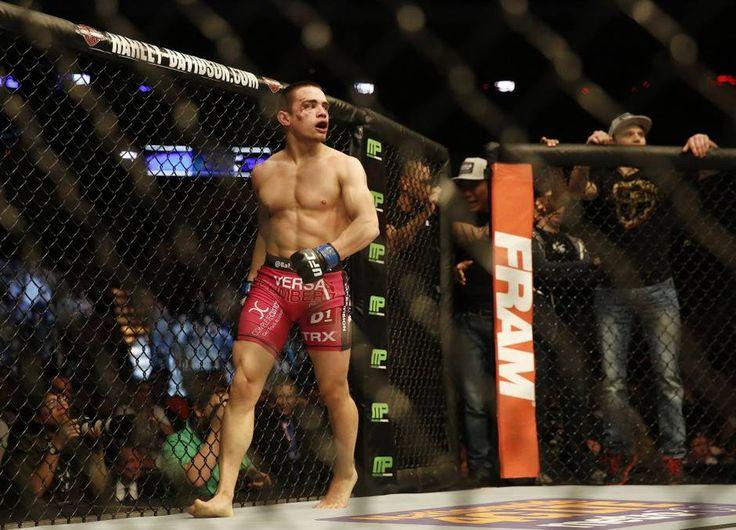 UFC 185 results, photos: Ryan Benoit shocks Sergio Pettis, then kicks his ass ... UFC #UFC