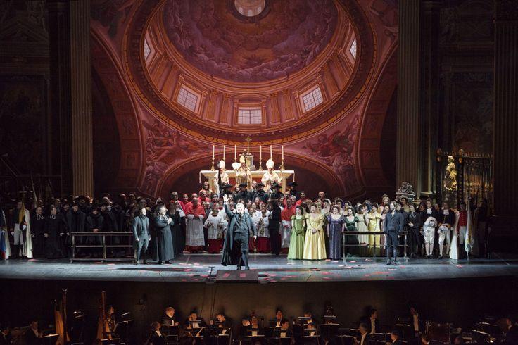 Tosca di Giacomo Puccini © Copyright Simone Donati / TerraProject