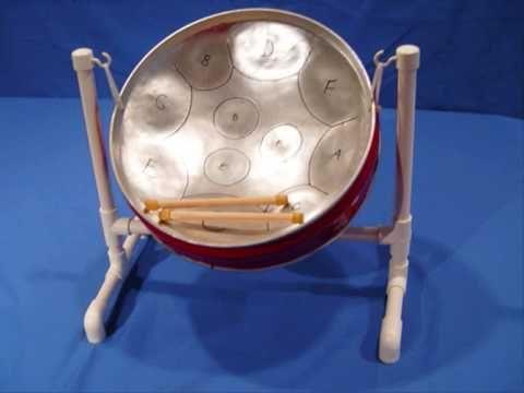 fun for reception entrance Caribbean Steel Drums - Shake Shake Shake Sonora - YouTube