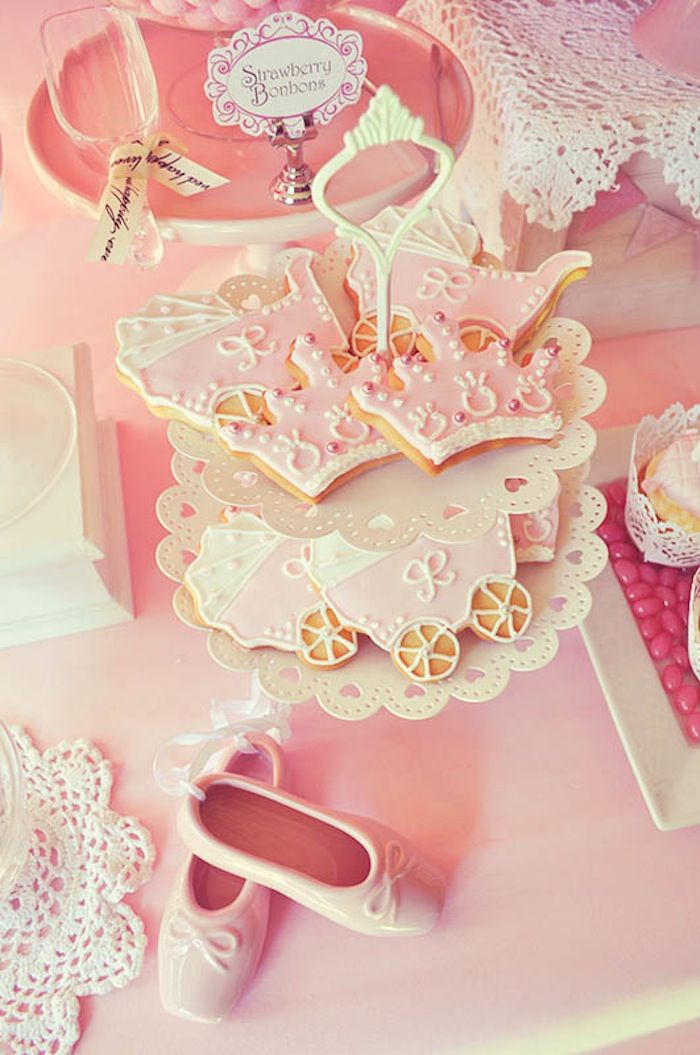 Pink FairyTale Baby Shower