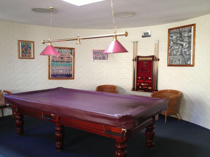 Adults Gamesroom