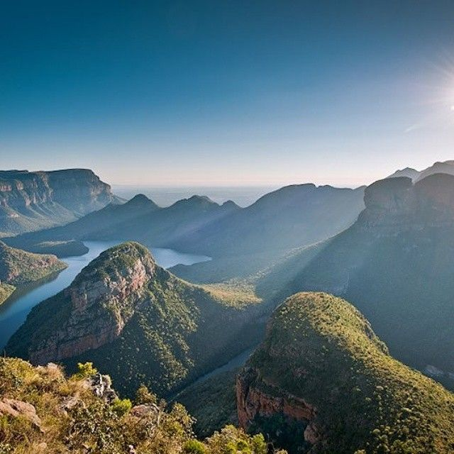 The 25 best small towns in South Africa | SAvisas.com - Pilgrim's Rest | God's Window.