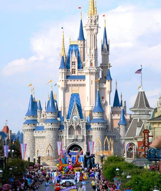 Disney World's Magic Kingdom in Orlando Florida is always fun to visit at any age.