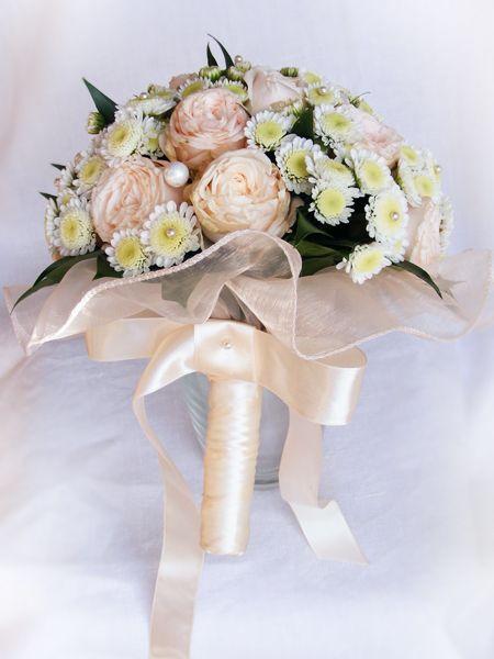 nice bridal bouquet