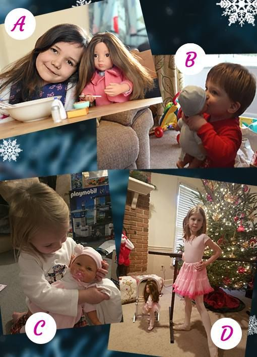 THE ENTRY WITH THE MOST VOTES WAS C - FLORENCE AGE 2 CONGRATULATIONS. Now we need your help! Which of the 4 photos should #win 2nd #prize in our annual Christmas photo #competition? Just comment on our photo competition blog (click link), with the letter of the photo that you would like to win. Good luck to all our contestants!
